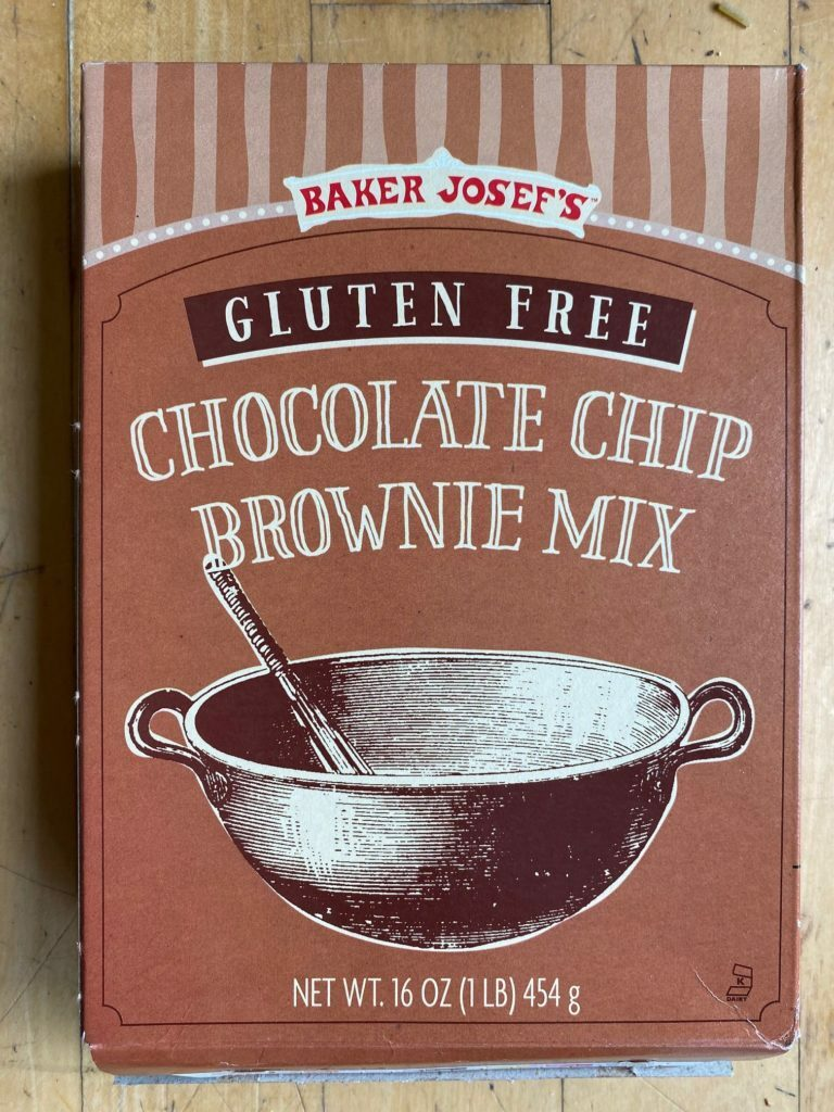 Trader Joe S Gluten Free Chocolate Chip Brownie Mix Review Club Trader Joe S